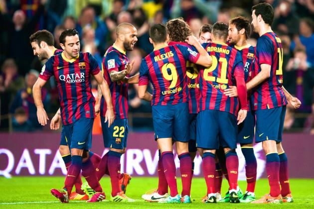 Barcelona vs. Almeria: Score, Grades and Post-Match Reaction