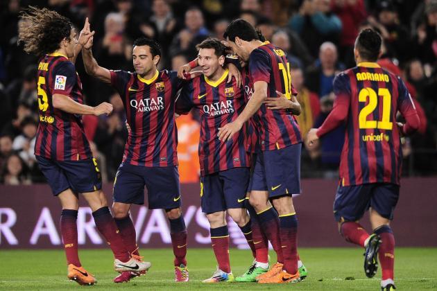 Analysing Lionel Messi's Performance vs. Almeria