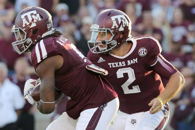 Texas A&M Football: Will Brandon Williams Make an Impact in 2014?