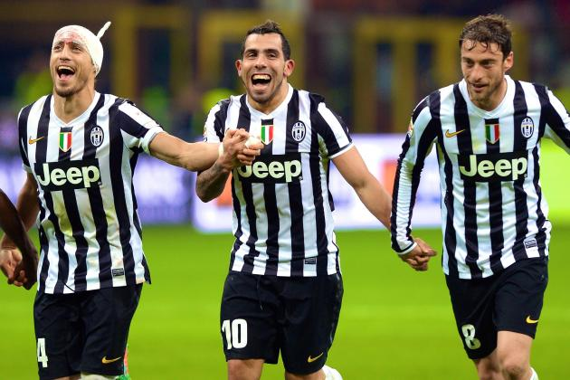 AC Milan 0-2 Juventus: Win Highlights Depth of the Champions