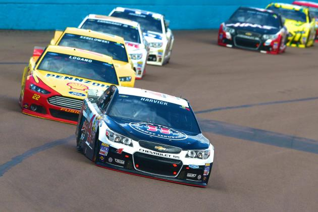 NASCAR Sprint Cup Series at Phoenix 2014: Live Results, Updates and Analysis