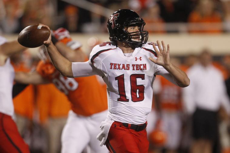 What Ex-Texas Tech QB Michael Brewer Brings to Virginia Tech