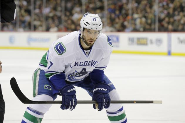 NHL Trade Rumors: Latest on Ryan Kesler and More as Deadline Approaches
