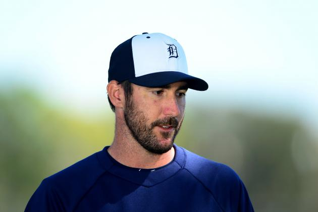 Justin Verlander to Make Spring Debut on Thursday