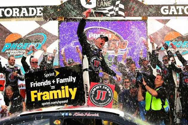 NASCAR at Phoenix 2014 Results: Winner, Standings, Video Highlights and Reaction