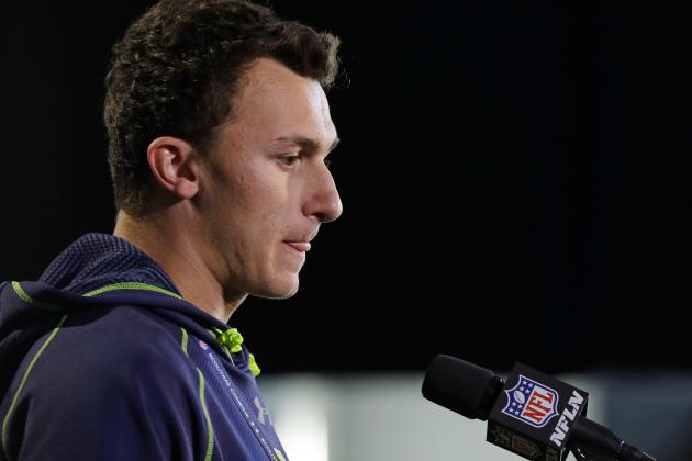 Johnny Manziel's Flawless Approach to 2014 NFL Draft Won't Be Enough to Go No. 1