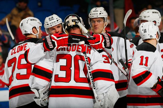 Should Martin Brodeur Chase a Championship or Stay with the New Jersey Devils?