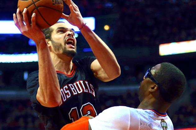 Surprising Chicago Bulls Rallying Around Joakim Noah as Leader