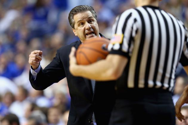 You Made Your Bed John Calipari, Now Lie in It