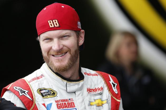 Dale Earnhardt Jr. Is Early Favorite for 2014 Sprint Cup Championship