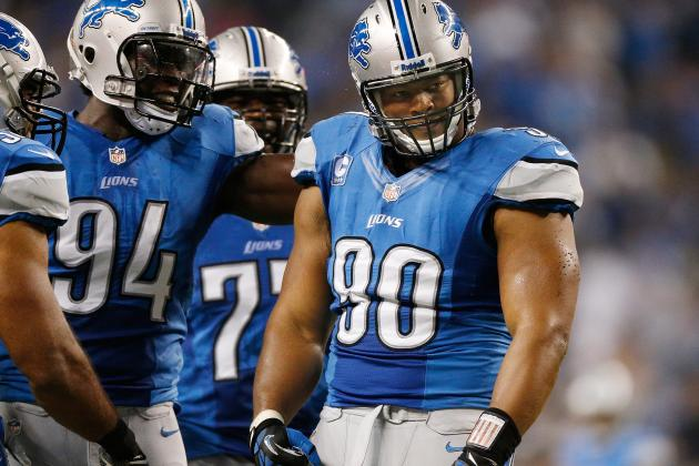 Breaking Down Lions' Salary Cap Situation Heading into Free Agency
