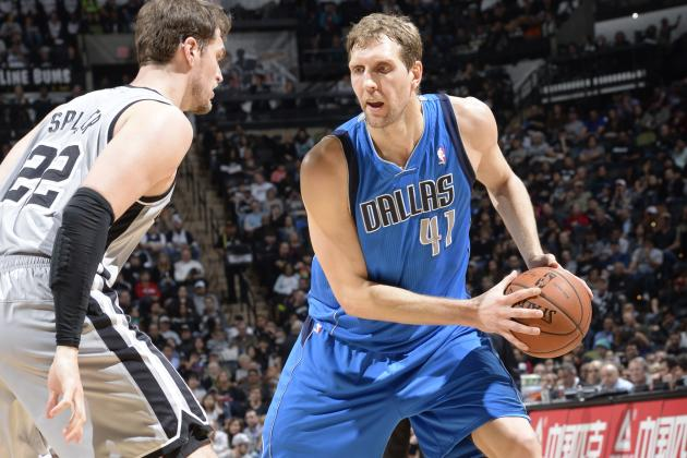Dirk Nowitzki Gives an Ominous Opinion on the Mavericks' Playoff Future