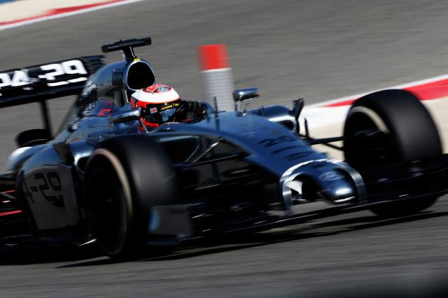 What Has Preseason Testing Told Us About the 2014 Formula 1 Rookies?
