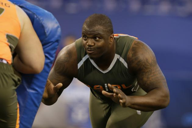 Greg Robinson's Ideal Landing Spots in 2014 NFL Draft