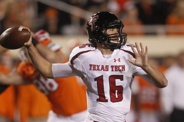 Virginia Tech Football: Will Michael Brewer or Mark Leal Start at QB in 2014?