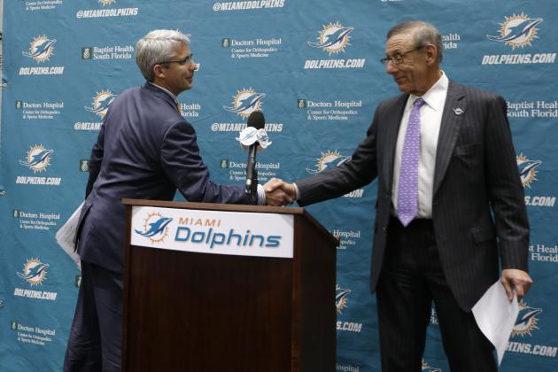 Breaking Down Dolphins' Salary-Cap Situation Heading into Free Agency