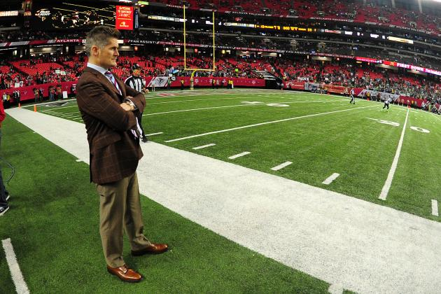 Breaking Down the Falcons' Salary-Cap Situation Heading into Free Agency