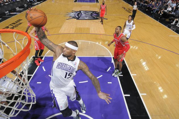 Which Sacramento Kings Player Has the Most Upside Right Now?