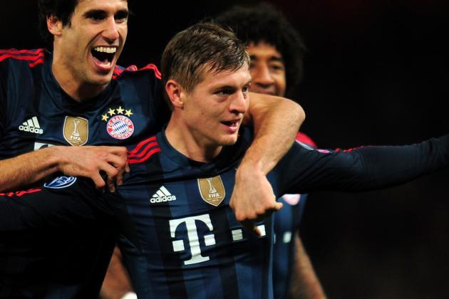 Manchester United Transfer News: Toni Kroos Revelations Must Invite Summer Bid