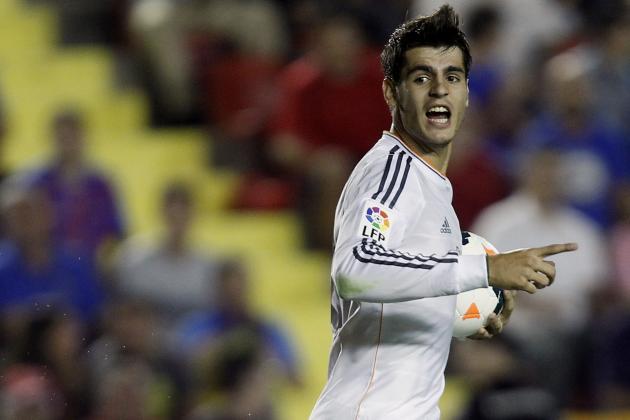 Arsenal Transfer News: Alvaro Morata and Robin Van Persie Would Transform Attack