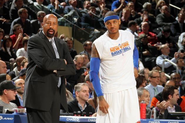 What Rock Bottom for New York Knicks Really Looks Like