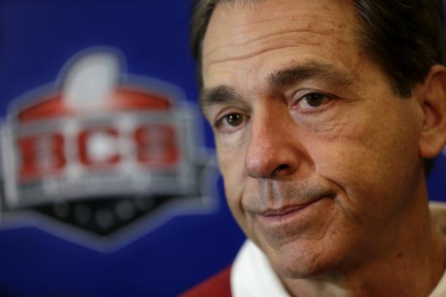 Nick Saban Is Wise to Try and Distance Himself from the 10-Second Rule