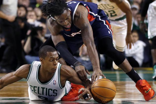 Can Rajon Rondo Ever Thrive as Boston Celtics Leader?