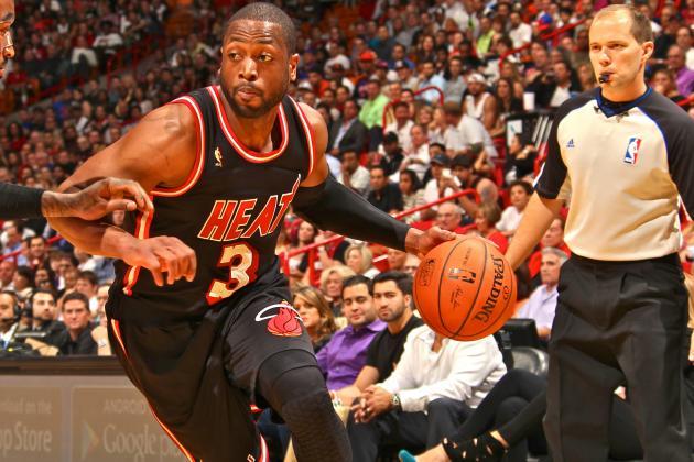 Miami Heat's 3-Peat Bid Will Come Down to Dwyane Wade