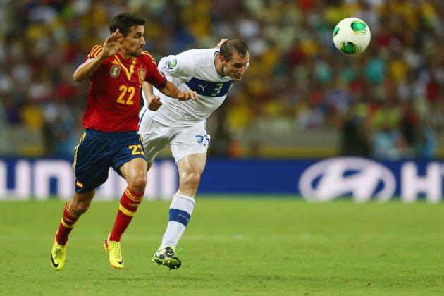 Spain vs. Italy: Date, Time, Live Stream, TV Schedule and Preview