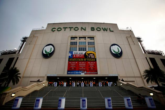 Report: Oklahoma AD Doesn't Want Beer Sales for Red River Rivalry
