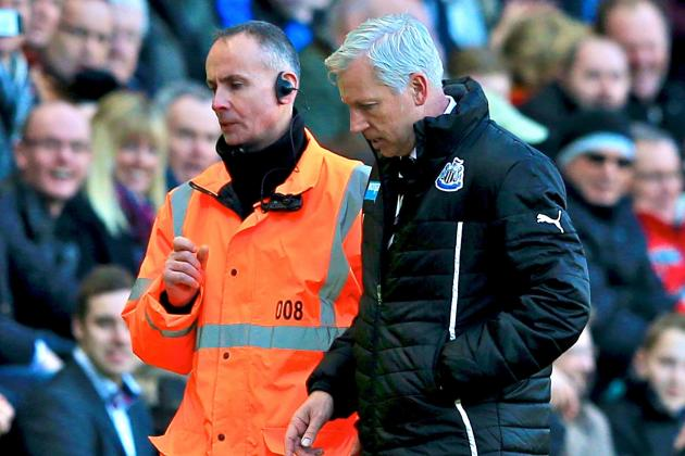 Alan Pardew Charged with Improper Conduct by FA for Headbutt vs. Hull City