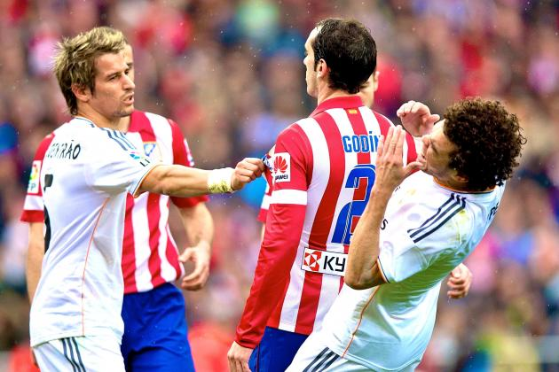 For Atletico and Real, This Full-Blooded Madrid Derby Had It All