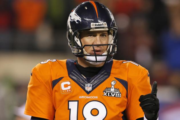 Peyton Manning Passes His Physical, Is Cleared to Play