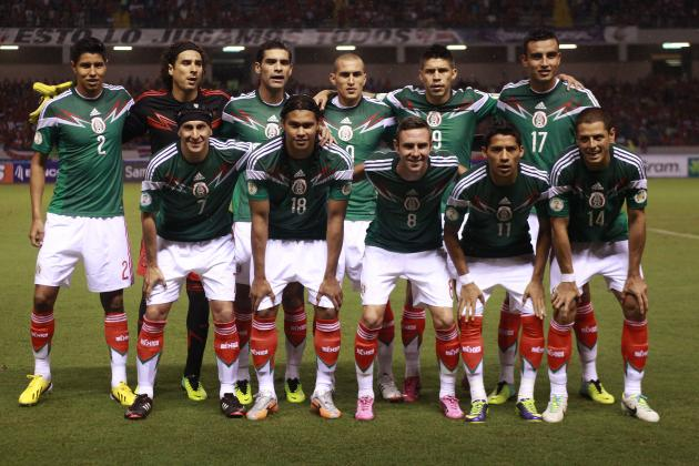 Mexico vs. Nigeria: Date, Time, Live Stream, TV Schedule and Preview