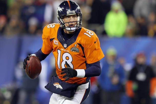 Peyton Manning Cleared to Play in 2014 Following Physical