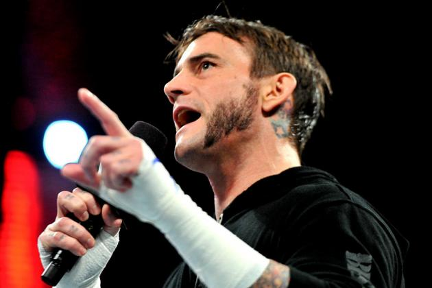 What to Expect from CM Punk's Potential Return to WWE on Raw