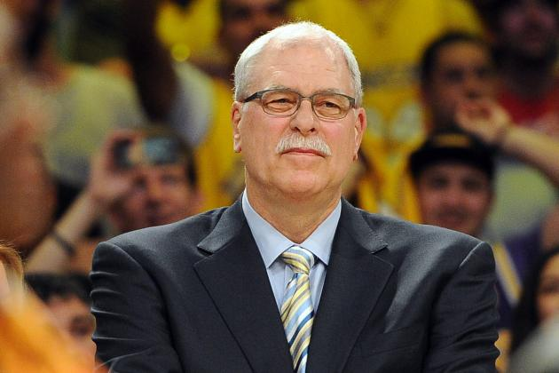 Could Phil Jackson Be the Detroit Pistons' Next General Manager?