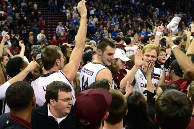 South Carolina Fined $25K for Storming Court