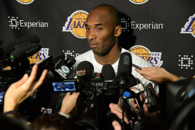 Lakers News: Examining Kobe Bryant's Latest Remarks, Pau Gasol's Future and More