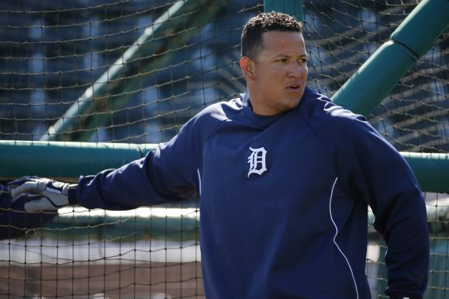 Tigers' Offensive Forecast Looks Bright, Even Without Prince Fielder