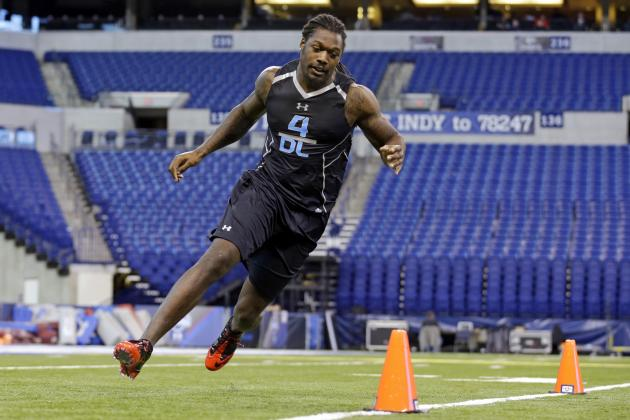 Ranking Fastest, Strongest College Football Leagues Based on Combine