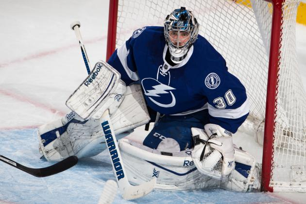 Protecting Ben Bishop a Lightning Priority