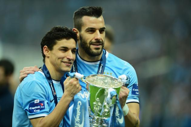 Domestic Treble Would Highlight Growing Gulf Between Manchester City and United