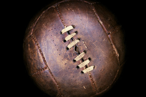 GIF: Every World Cup Ball Used from 1930-2014