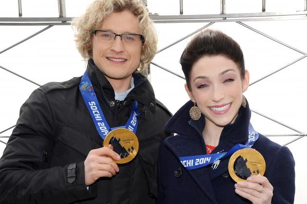 Davis, White Won't Participate in Figure Skating Worlds