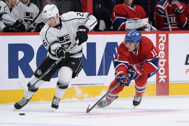 Montreal Canadiens vs. Los Angeles Kings Live Blog: Reactions and Analysis