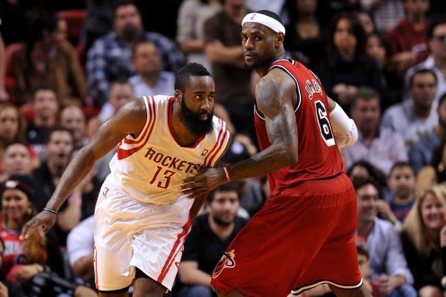 Miami Heat at Houston Rockets: Full Preview and Prediction