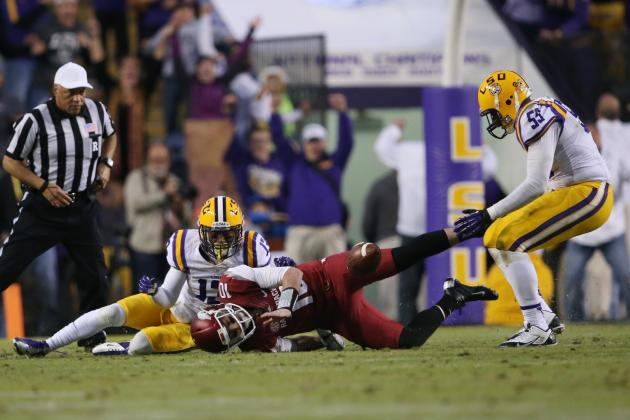 LSU Football: 4 Tigers Who Could Surprise People This Spring