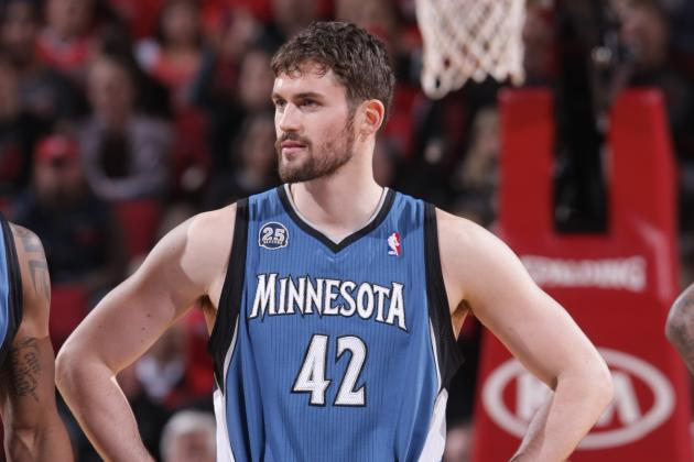 Kevin Love Is Franchise Building Block, Not an Empty-Stats Superstar