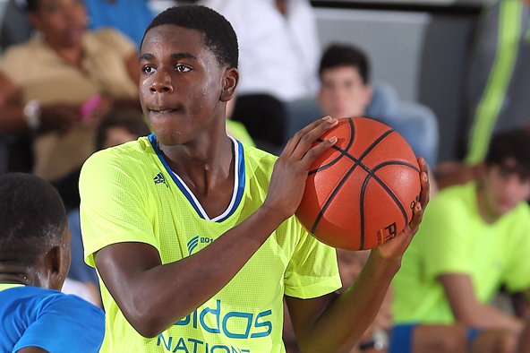 Aaron Holiday to UCLA: Bruins Land 4-Star PG Prospect